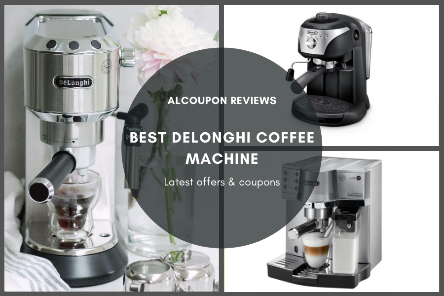 Best DeLonghi Coffee Machine | Amazing prices in Egypt