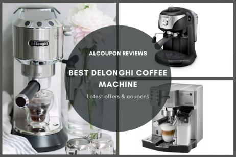 Best DeLonghi Coffee Machine | Amazing prices in Bahrain